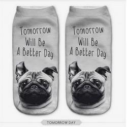 Ponožky Zítra bude lépe!