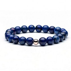 Náramek lapis lazuli